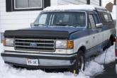 1989 ford f 150 cab and a 1/2   $900.00, hamilton